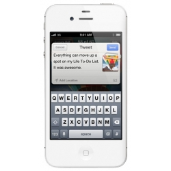 Apple iPhone 4S 16Gb WHITE